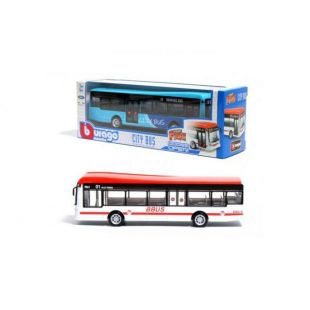 Bburago 1/43 Street Fire City Bus