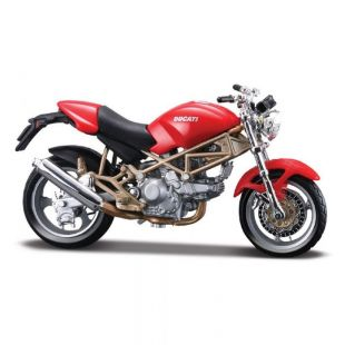 Bburago Cycle 1/18 Ducati Monster 900