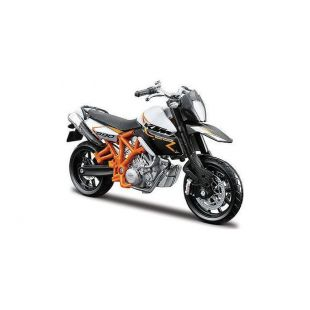 Bburago Cycle 1/18 KTM 990 Supermoto R