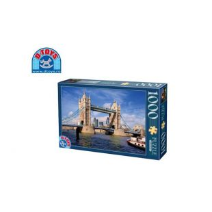 D-Toys Puzzle Tower Bridge Londres 1000 τεμ.