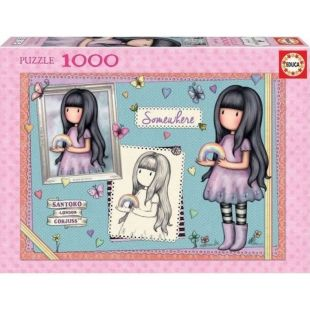 Educa Puzzle Santoro London Gorjus 1000 τεμ.