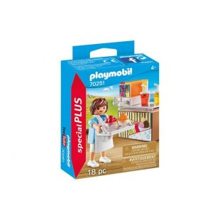 Playmobil Special Plus 70251 Παγωτατζής