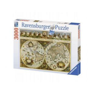 Ravensburger Puzzle World Map